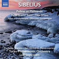 Sibelius, Jean: Pelleas et melisande