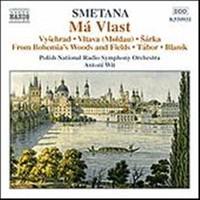Smetana, Bedrich: Ma vlast complete