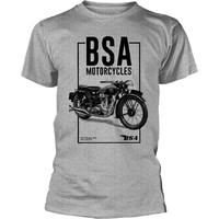 Bsa: Bsa motorcycles tall box