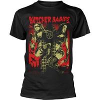 Butcher Babies: Tower of power