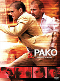 Pako: 2. tuotantokausi - Prison Break: Season 2