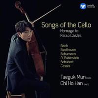 Taeguk Mun: Songs of the cello