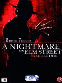 Painajainen Elm Streetillä 1-7 - The Nightmare on Elm Street Collection