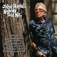 Mayall, John: Nobody Told Me