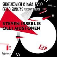 Mustonen, Olli: Cello sonatas