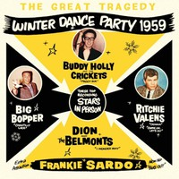 V/A: Great Tragedy:Winter Dance Party 1959