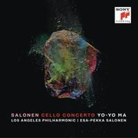 Salonen, Esa-Pekka: Cello concerto