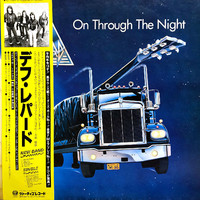 Def Leppard : On Through The Night