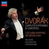 Dvorak, Antonin: Complete Symphonies & Concertos