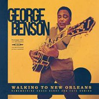 Benson, George: Walking To New Orleans