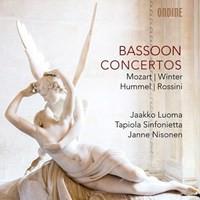 Tapiola Sinfonietta: Bassoon concertos