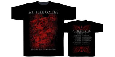 At The Gates: To Drink / Tour
