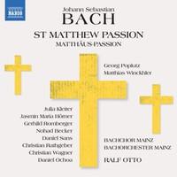 Bach, J. S.: St Matthew Passion