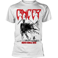 Cancer: Death shall rise (white)