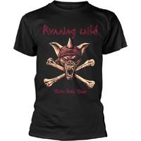 Running Wild: Under jolly roger (crossbones)