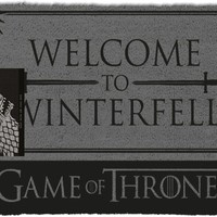 Movie: Welcome to Winterfell (Doormat)