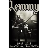 Motörhead: Lemmy - Lived to Win