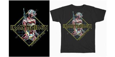 Iron Maiden: Somewhere in Time Diamond