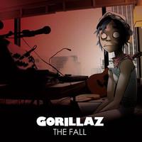 Gorillaz: The fall -green vinyl-