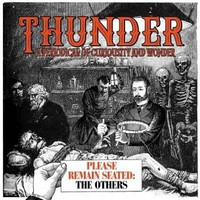 Thunder: Please Remain Seated - The Others -clear vinyl-