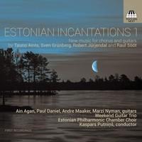 Nyman, Marzi: Estonian incantations, vol. 1