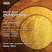 Josefowicz, Leila: Violin Concerto