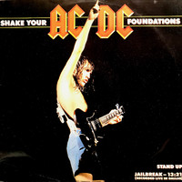 AC/DC: Shake Your Foundations