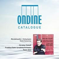 Mendelssohn, Felix: Ondine catalogue + album