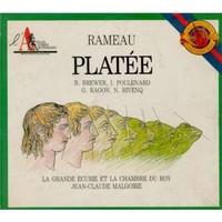 Rameau - B. Brewer, I. Poulenard, La Grande Ecurie Et La Chambre Du Roy, Jean-Claude Malgoire: Platée