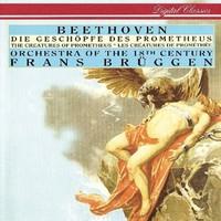 Beethoven, Ludwig van: Die geschoepfe des promet