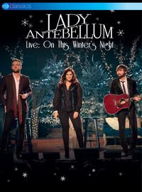 Lady Antebellum: Live: on this winter's night