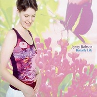 Robson, Jenny: Butterfly life