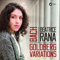 Rana, Beatrice: Bach: goldberg variations,
