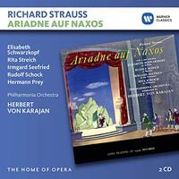 Karajan, Herbert Von: Richard Strauss: Ariadne auf Naxos