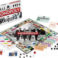 Beatles: The Beatles (Monopoly Coll)