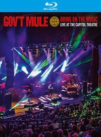 Gov't Mule: Bring On The Music Live At The Capitol Theatre