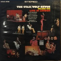 Redding, Otis: The Stax / Volt Revue Live In London