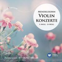 Zimmermann, Frank Peter: Mendelssohn: violinkonzerte