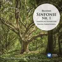 Sawallisch, Wolfgang: Brahms: sinfonie nr. 1 / haydn