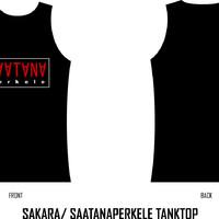 Sakara Records: Saatana Perkele