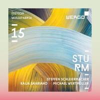 Saariaho, Kaija: Sturm (storm): edition musikfabrik, vol. 15