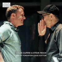Reich, Steve: Live at fondation louis vuitton