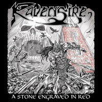 Ravensire: A Stone Engraved In Red -red vinyl-