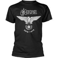 Saxon: Estd 1979