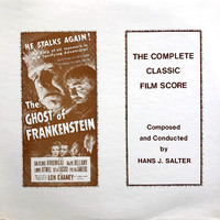 Soundtrack: Ghost Of Frankenstein