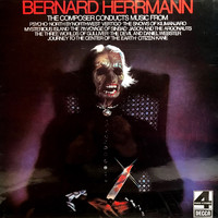 Soundtrack: The Composer Conducts / Golden Movie Hits of Bernard Herrmann