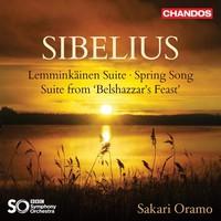 Sibelius, Jean: Lemminkäinen suite; spring song; suite from belshazzar's feast