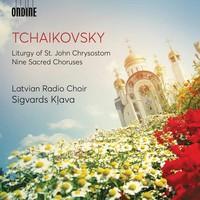 Tchaikovsky, Pyotr: Liturgy of st. john chrysostom; nine sacred choruses