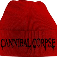 Cannibal Corpse: Black logo (embroidered)