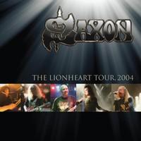 Saxon: The lionheart tour: 2004
